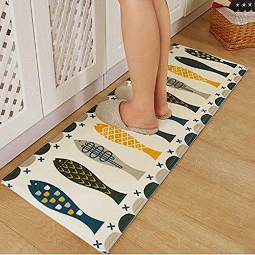 haosen-50-80cm-pictographic-pesce-cucina-bagno-wc-antiscivolo-zerbini-pad-tappeto