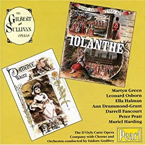 G&S-Iolanthe&Patienc