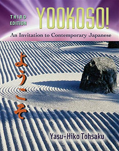 Yookoso! Invitation to Contemporary Japanese Student...