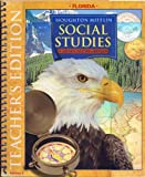 Houghton Mifflin - Social Studies - Florida Teachers Edition (United States History, Volume 2)