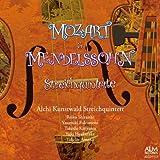 モーツァルト&メンデルスゾーン 弦楽五重奏曲