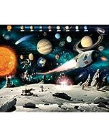Walltastic Papier peint mural Espace 2,4 x 3 m