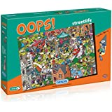 Gibsons Oops Streetlife Jigsaw Puzzle (1000 Pieces)