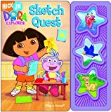 Nickelodeon Dora the Explorer: Sketch Quest
