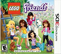 LEGO Friends - Nintendo 3DS from Warner Home Video - Games