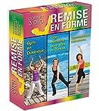 Coffret Remise en forme : Gym en douceur + Une semaine pour être en forme + Gymnastique débutants [Francia] [DVD]