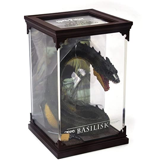 Harry Potter Magical Creatures Statue Basilisk 19 cm Noble Collection Statues