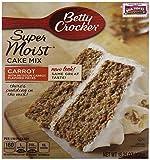 American Betty Crocker Supermoist, Carrot Cake Mix 517g