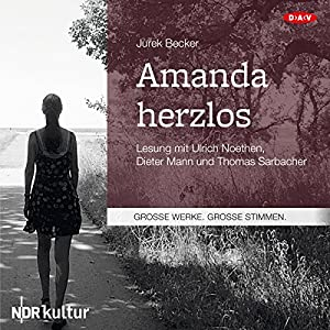 Amanda herzlos Hörbuch
