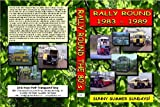 PMPDVD1921 Rally Round the Eighties. UK. Bus. Rallies. A 90 minute look at Cardiff, Chiswick Works and Southsea rallies 1983 and Southsea, Eastbourne, Cobham 1989