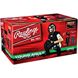 AGES 10-14 Young Adult Catcher's Equipment Full Set (Mask, Chest Protector, Shin Guards,... by Rawlings Authentic Sports Shop