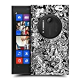 Head Case Tribes Doodle Voodoo Doll Snap-on Back Case Cover For Nokia Lumia 1020
