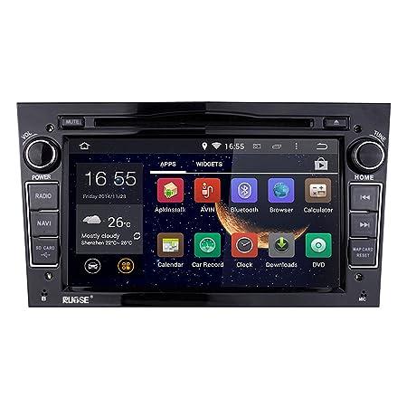 Rupse - Autoradio DVD GPS Système de Navigation Stéréo Lecteur DVD Voiture 7 pouces écran Tactile HD TFT LCD avec dual-core / 3Zone 3G / WIFI/ 20 Disc CDC / DVD Recording/ Phonebook / Game Pour 2013 2014 2015 TOYOTA Venza