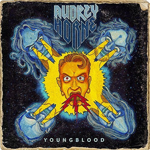 Youngblood by Audrey Horne (2013-05-03)