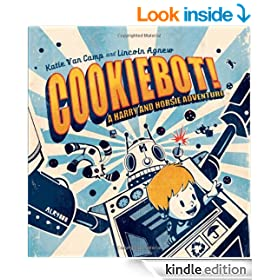 CookieBot!: A Harry and Horsie Adventure