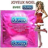 Durex Pleasuremax préservatifs - Paquet de 36 Emballage discret