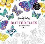 Vive Le Color! Butterflies: Color in;...