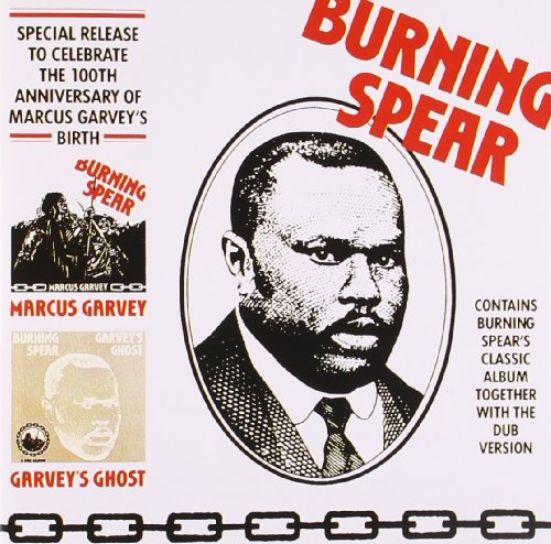 Burning Spear - Garvey