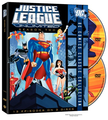 Justice League Unlimited, Season 2