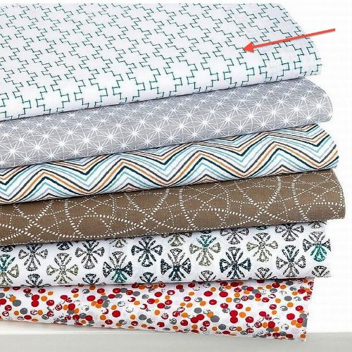 Bar Iii Full Sheet Set Nara 220 Thread Count Cotton front-172468