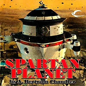 Spartan Planet Audiobook