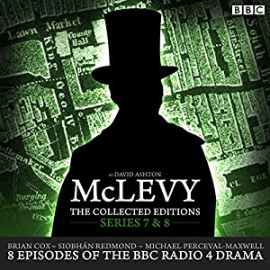 McLevy: The Collected Editions: Series 7 & 8 Radio/TV Program