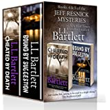 The Jeff Resnick Mysteries Volume 2 - Cheated By Death & Bound By Suggestion (English Edition)