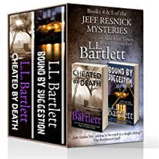 The Jeff Resnick Mysteries Volume 2 - Cheated By Death & Bound By Suggestion