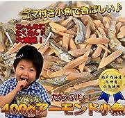 たっぷり!400gアーモンド小魚(国産小魚)