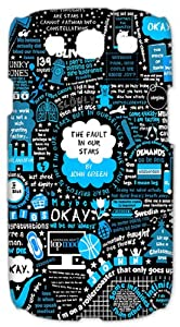 vintage the fault in our stars samsung galaxy s3 h252lle