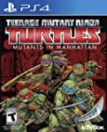Activision TMNT Mutants Take Manhatta...