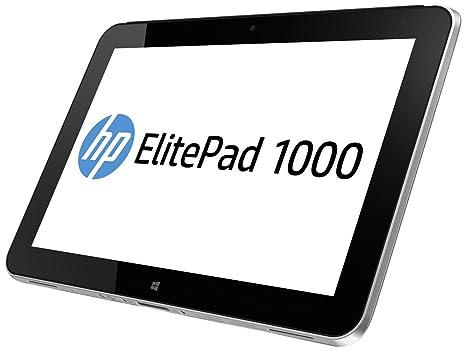 HP 1000 Z3795 10.1 4GB/128 HSPA PC J6T92AW#ABF Tablette tactile 10,1'' (25,65 cm) (128 Go, Windows 8.1 pro, 1 prise(s) jack Noir/Argent)