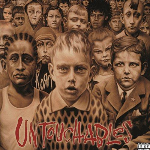 Album Art for Untouchables by KORN