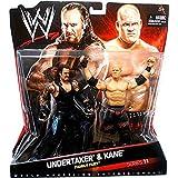 WWE Family Fury: Undertaker And Kane Figure 2-Pack - Series #11