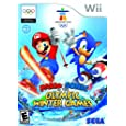 Mario and Sonic at the Olympic Winter Games - Nintendo Wii