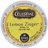 Celestial Lemon Zinger Tea - 18 ct