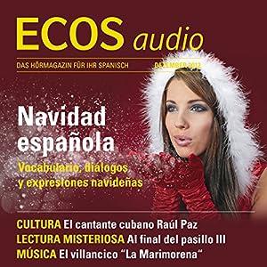 ECOS audio - Navidad española. 12/2012 Hörbuch