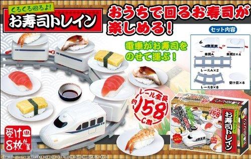 お寿司トレイン