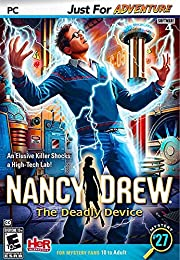 Nancy Drew : the deadly device