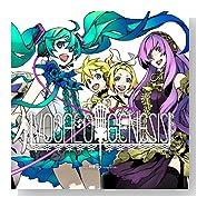 EXIT TUNES PRESENTS Vocalogenesis(ボカロジェネシス)feat. 初音ミク(ジャケットイラストレーター 三輪士郎)【数量限定初音ミクストラップ付き】
