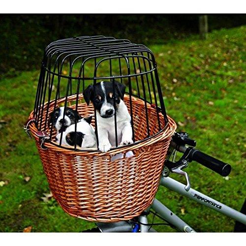 Artikelbild: Trixie 2806 Fahrradkorb mit Gitter 44 × 48 × 33 cm