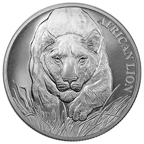 2017 African Lion Francs