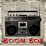 BOOM BOX by Greene, Taylor - Fine Art Print on CANVAS : 12 x 12 Inches