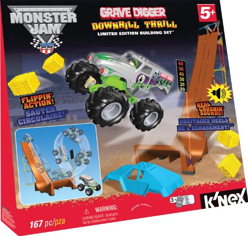 Monster Jam Downhill Thrill