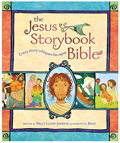 [The Jesus Storybook Bible : Every Story Whispers His Name by Sally...] (Moses Costume Ten Commandments)