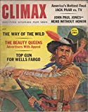 img - for Climax: Exciting Stories for Men, vol. 5, no. 6 (March 1960) book / textbook / text book