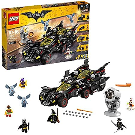 LEGO - 70917 - Batman Movie - Jeu de Construction - La Batmobile suprême
