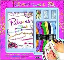 Pulseras de la amistad: S-3041-2: 9788467725414: Amazon.com: Books