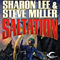 Saltation: Liaden Universe Theo Waitley, Book 2 Audiobook by Sharon Lee, Steve Miller Narrated by Eileen Stevens