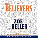 The Believers Audiobook by Zoe Heller Narrated by Andrea Martin